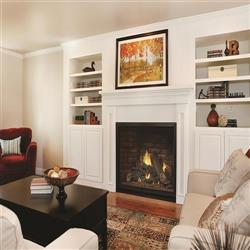 Madison Clean Face Luxury Traditional Fireplace